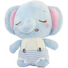 عروسک فیل آبی آویز