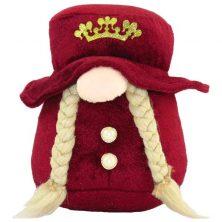 عروسک لی لی پوت خانم قرمز