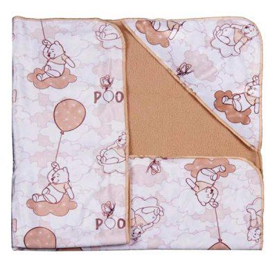 پتو نوزاد رز برن Hello Pooh