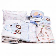 رختخواب طرح sweet travel - رختخواب نوزاد