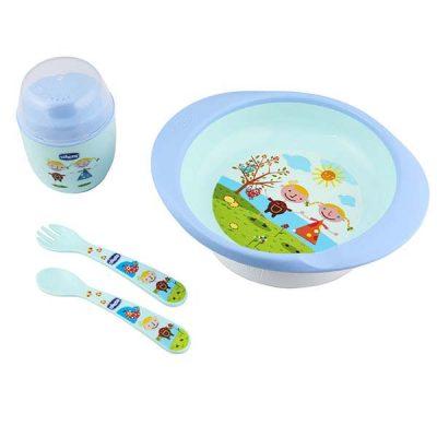 ظرف غذا کودک سیکو صورتی