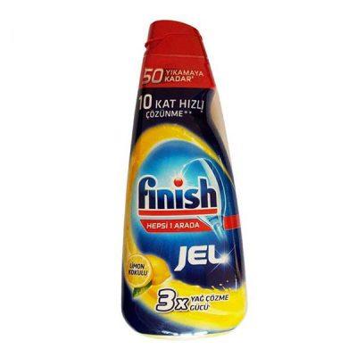 ژل ماشین ظرفشویی فینیش