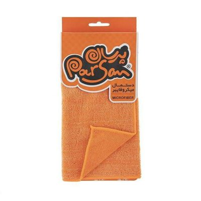 دستمال میکروفایبر پرسان نارنجی