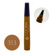 قلم هاشور ابرو لدورا کد 313