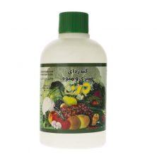 مایع ضدعفونی کننده میوه و سبزیجات