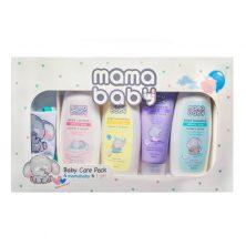 ست هدیه بهداشتی کودک ماما بیبی (پنج تکه)